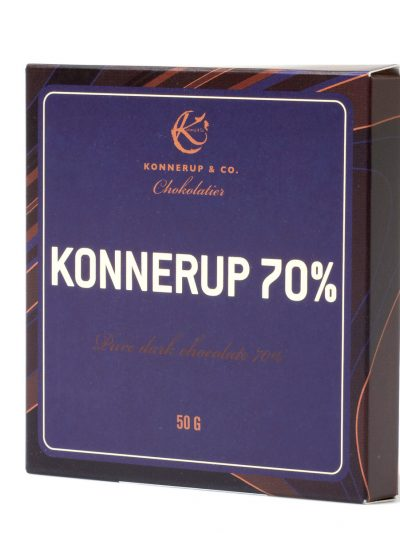 Altinus Vin Konnerup & Co chocolatier mørk 70%