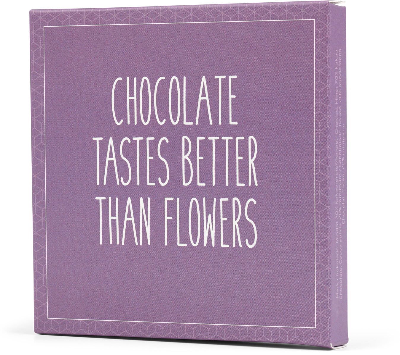 Altinus Vin Konnerup & Co chokolatier Chocolate tastes better than flowers