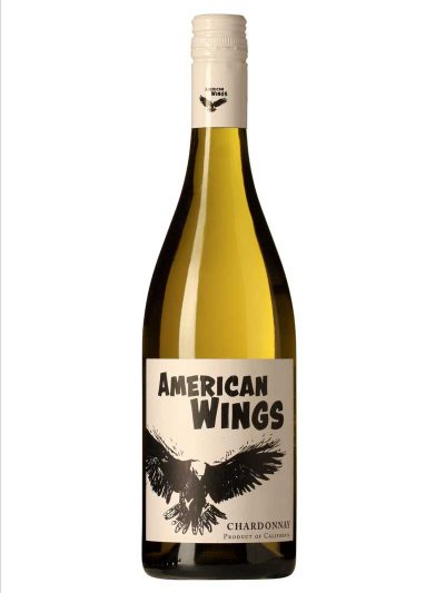 Altinus vin American-Wings-Chardonnay-ny-label