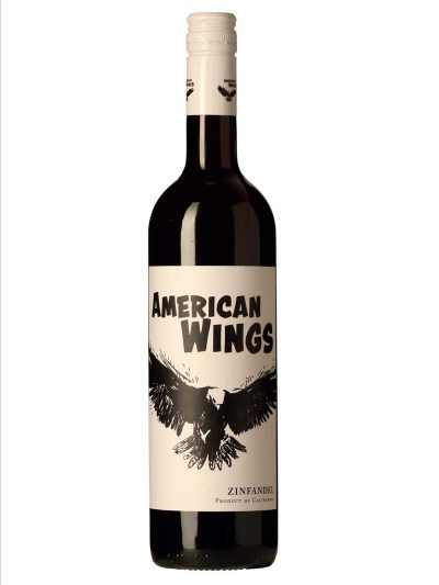 Altinus vin American-Wings-Zinfandel-ny-label